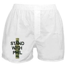 Stand With Phil Boxer Shorts