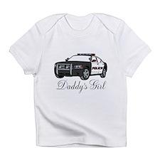 Daddys Girl Police Car Infant Bodysuit Infant T-Sh