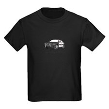 Daddys Girl Police Car Infant Bodysuit T-Shirt