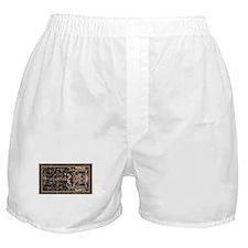 Sala Tumba de Pakal2 Boxer Shorts