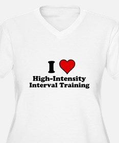 I Heart High-Intensity Interval Training Plus Size