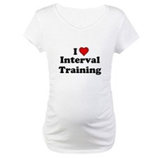 I Heart Interval Training Shirt