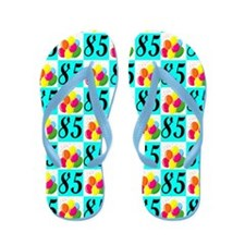 AWESOME 85TH Flip Flops