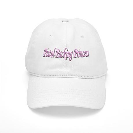Pistol Packing Princess Cap