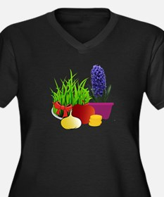 norooz 1 Plus Size T-Shirt