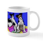 Rat Terrier 5 dogs Mug