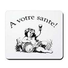 French Toast Wine Mousepad
