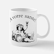 French Toast Wine Mug