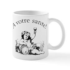 French Toast Wine Small Mug