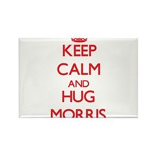 Keep calm and Hug Morris Magnets
