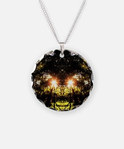 DMT Ferntree Forest Necklace