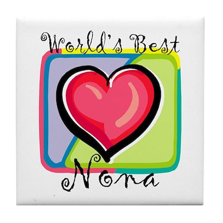 WB Grandma [Greek] Tile Coaster