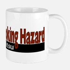 Warning: Choking hazard Mug
