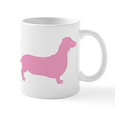 Just Dachshund (Pink) Mug