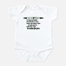 BJJ: Knee Lock Infant Bodysuit