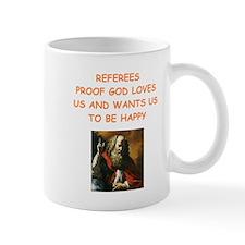referee Mugs