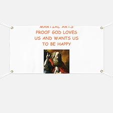 MARTIAL arts Banner