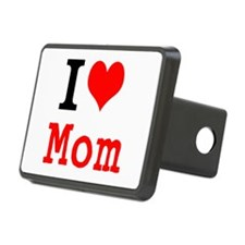 I Love Mom Hitch Cover