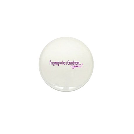 Grandmom Again Mini Button (10 pack)