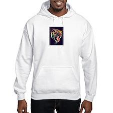 Fierce Tiger Hoodie
