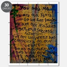 you and me Puzzle