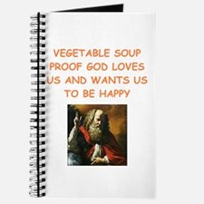 vegetable soup Journal