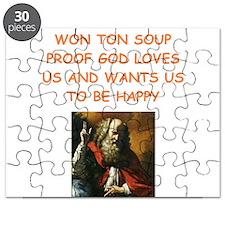 won ton soup Puzzle