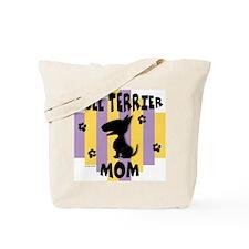 Bull Terrier Mom Tote Bag