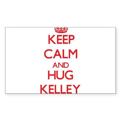 Keep calm and Hug Kelley Sticker