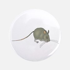 """Mouse 15 3.5"""" Button (100 pack)"""