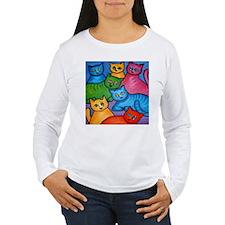 onecattile.jpg Long Sleeve T-Shirt