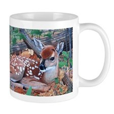 Fawn Bedding Down Mugs