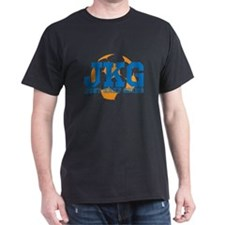 Just Keep Going Soccer Blue T-Shirt