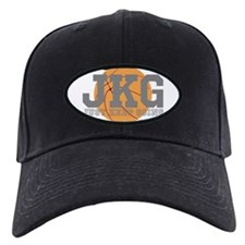 Just Keep Going Basketball Gray Baseball Hat
