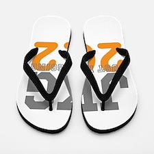 Just Keep Going 26.2 Flip Flops