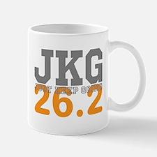 Just Keep Going 26.2 Mugs