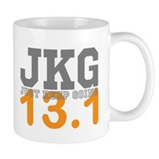 Just Keep Going 13.1 Mugs