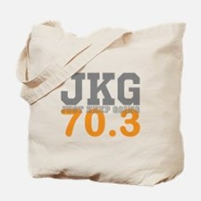 Just Keep Going 70.3 Tote Bag