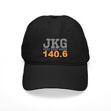Just Keep Going 140.6 Baseball Hat