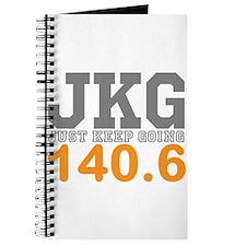 Just Keep Going 140.6 Journal