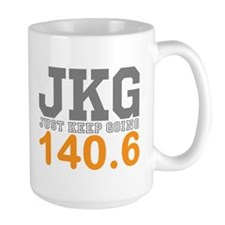 Just Keep Going 140.6 Mugs