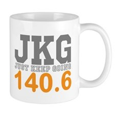 Just Keep Going 140.6 Mugs
