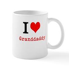 I Love Granddaddy Mugs
