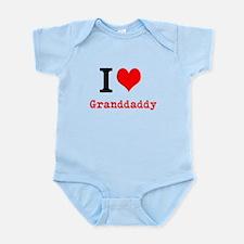 I Love Granddaddy Body Suit