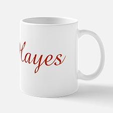 Mrs. Hayes Mug