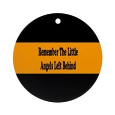 Round Little Angels Ornament