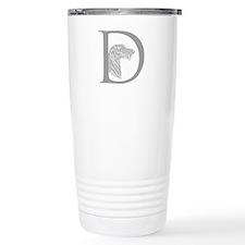 Deerhound Travel Mug