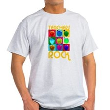 Teachers Rock T-Shirt