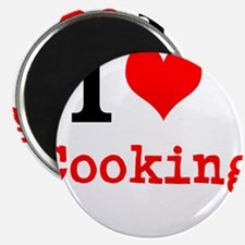 I Love Cooking Magnets