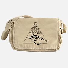Mind Over Matter Messenger Bag